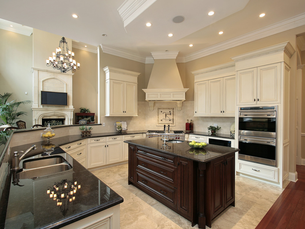 We'll create the perfect kitchen design